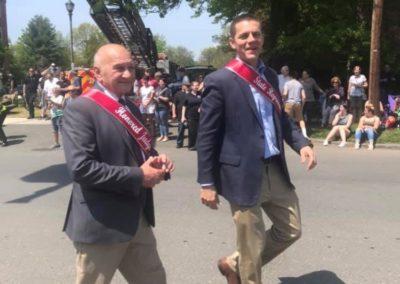 Velis in Parade