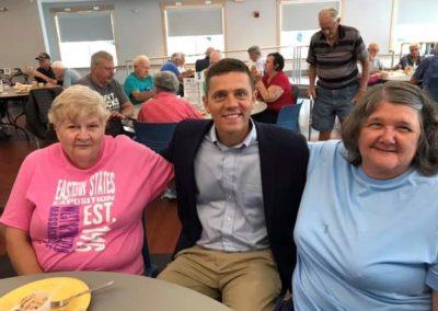 Velis with Seniors